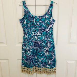 Lilly Pulitzer Eaton Shift Dress - Montauk